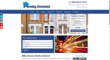 Amity Estates , London