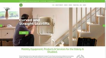 A Mobility Shop (NW) Ltd