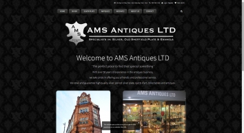AMS Antiques | Antique silver,silverplate,enamels,collectables