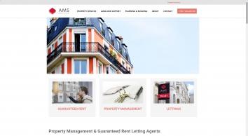 Guaranteed Rent - Guaranteed Rent London | Property Management | AMS Housing Group