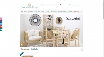 Wholesale Trade Furniture Suppliers in the UK, Large Stocks, Low Minimum Order Value - Ancient Mariner Furniture - Ancient Mariner Furniture