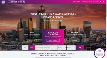 Anderson Knight Property Services Ltd, Ealing