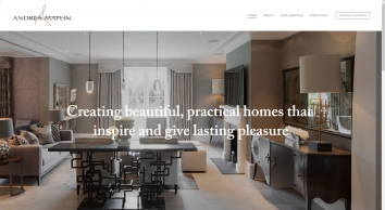 Andrea Maflin Interior Design — Secure