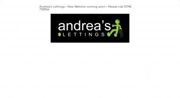 Andrea's Lettings, Prestatyn, LL19