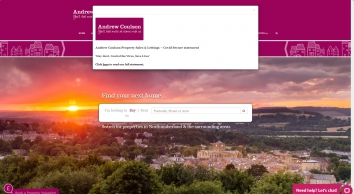 Andrew Coulson Property Sales & Lettings, Hexham