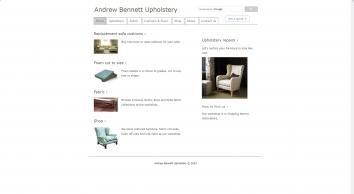 Andrew Bennet Upholstery