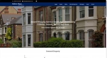 Andrew Hunt Estate Agents, Crawley
