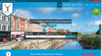 Andrew Lees Letting Agents, Bridgwater, Taunton, Somerset