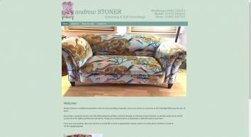 Andrew Stoner Upholstery & Soft Furnishing