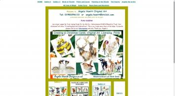 Angela Hewitt Designs Ltd
