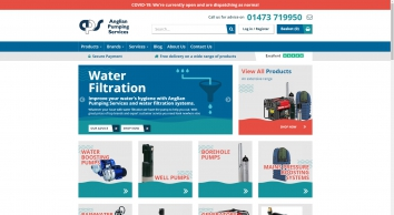 Anglian Pumping Services