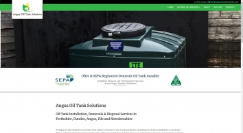 Angus Oil Tank Solutions
