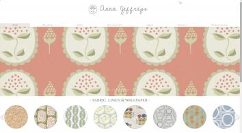 Anna Jeffreys Interior Design  Decoration