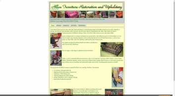 Alloa Furniture Restoration & Upholstery