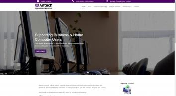 Antech Computer Solutions   PC Repair   Laptop Repair   Mac Repair   Poole   Dorset