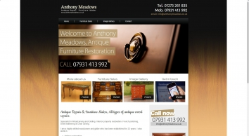 Anthony Meadows Antiques Restorations