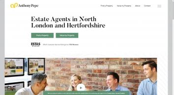 Anthony Pepe Estate Agents, Harringay