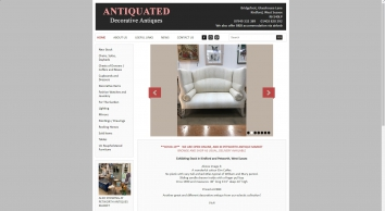Antiquated Decorative Antiques
