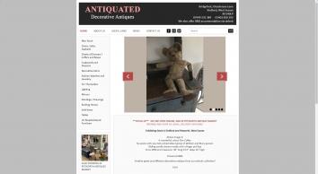 Antiquated Decorative Antiques
