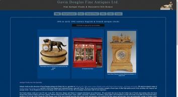 Gavin Douglas Fine Antiques