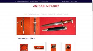 antiquearmoury.net