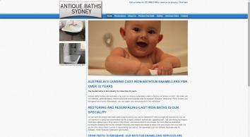 Antique Baths Sydney Pty Ltd