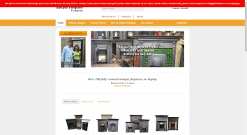 The Antique Fireplace Company