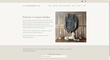 Antique Hadden Period Oak and Period Country Furniture Home Page