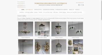 Norfolk Decorative Antiques