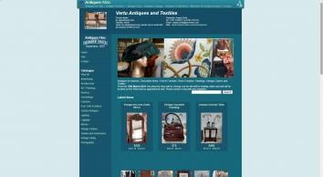 Vertu Antiques and Interiors - Home