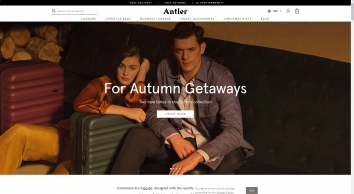 Antler UK | Suitcases, Cabin Luggage & Casual Bags