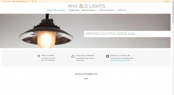 Any Old Lights Ltd