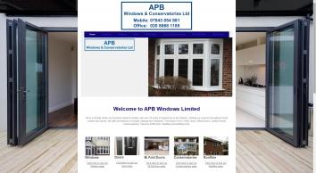 Apb Windows & Conservatories Ltd