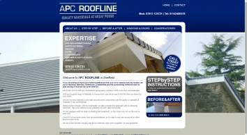 APC ROOFLINE - Quality materials at great prices
