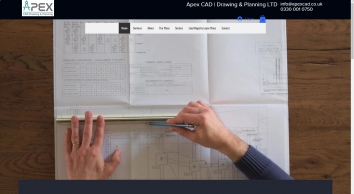 Apex CAD | Drafting Services