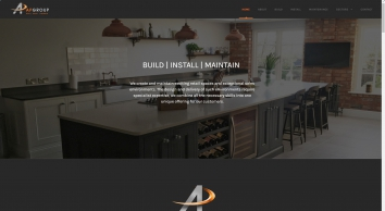 A & P Joinery Ltd