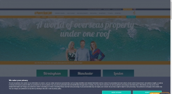A Place in the Sun Live   Overseas Property Exhibition