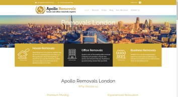 Apollo Removals London