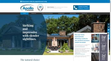 UPVC Double Glazing Maidstone, Kent | Apollo Windows