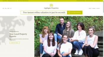 Applegate Properties, Holmfirth sales