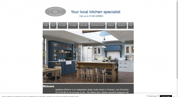 Fitted Kitchens/Cardiff/Appletree Kitchens