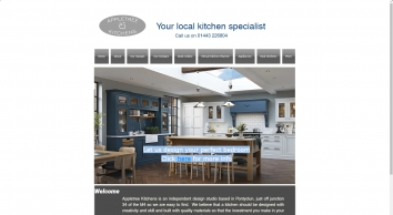 Fitted Kitchens|Cardiff|Appletree Kitchens