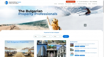 Appreciating Assets, Bulgarian Property Sales