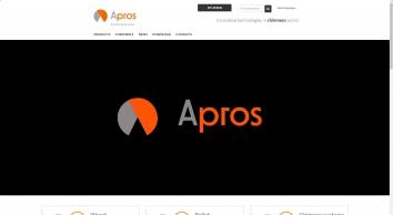 Apros - Innovative technologies in chimneys word