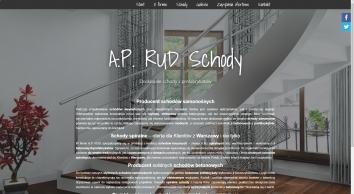 Nowoczesne, modne i stylowe schody do wnętrz | AP Rud Schody