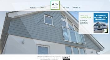 APS Architectural Design   Cornwall   Tel: 01208 821126   Home