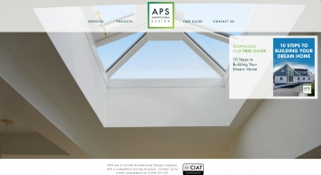 APS Architectural Design | Cornwall | Tel: 01208 821126 | Home