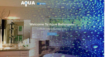 Aqua Bathrooms Installations Ltd