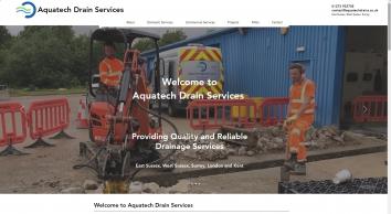 Aquatech Drain Services