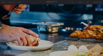 Aquavit London | Michelin Star Nordic Cuisine